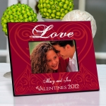 Personalized Love Photo Frames (7 Designs)