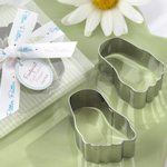 Baby Footprint Cookie Cutter Favors (Package of 2)