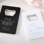 Personalized Baby Shower Favor Bottle Openers