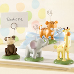 'Born To Be Wild' Animal Place Card/Photo Holders