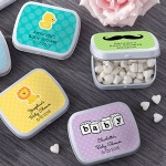 Personalized Baby Mint Tins (165 Designs)