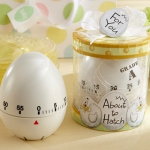 About To Hatch Egg Timer Favor