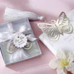 Butterfly Bookmark Baby Shower Favors