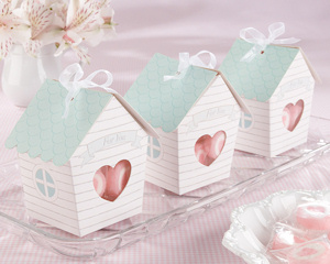 Baby 'Home Tweet Home' Favor Boxes (Set of 24) imagerjs