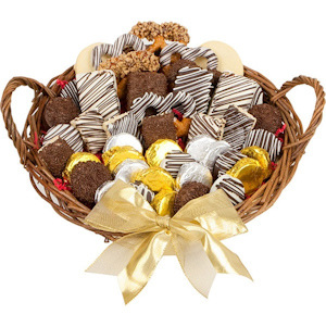 Classic Favorites Gourmet Gift Basket imagerjs