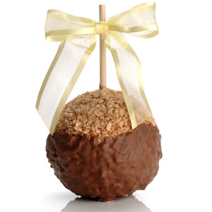 Caramel Toffee Chocolate Dipped Apple imagerjs