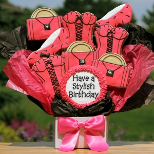 Cookie Bouquet - Have a Stylish Birthday imagerjs