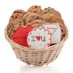 Lots of Love Cookie Gift Basket