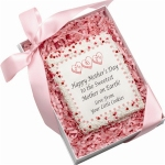 Mother's Day Edible Cookie Card