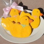Duck Cookie Baby Shower Favors (2 Colors)