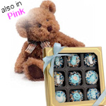 Lil' Bear with Baby Oreo 9 Cookie Box