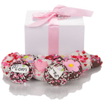 Mothers Day Chocolate Dipped Oreos Box