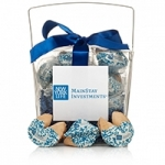 Picture Fortune Cookie Take Out Pail - Box of 12
