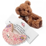 Mother's Day Giant Fortune Cookie & Bear