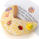 Spring Fling Giant Fortune Cookie
