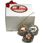 Father's Day Box of Chocolate Covered Oreos