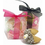 Boxed Wedding Fortune Cookie Favors
