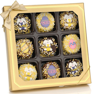 Chocolate Dipped Easter Oreo Gift Box imagerjs