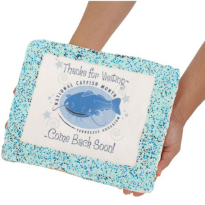 Gift Boxed Rectangle Custom Picture Sugar Cookie imagerjs