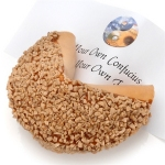 Caramel Toffee Giant Gourmet Fortune Cookie