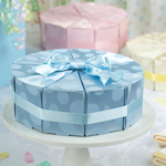 Baby Cakes Favor Boxes (Set of 10)