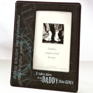 More Than Genes New Dad Frame imagerjs