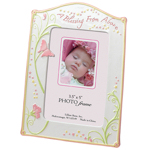 Butterfly Blessings Baby Frame
