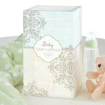 Baby's Time Capsule Gift Set