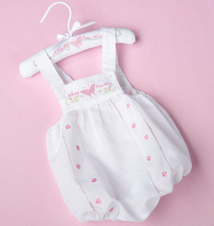 Butterfly Blessings Romper (0-6 Months) imagerjs