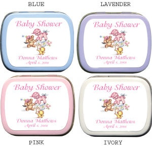 Filled Baby Toys Shower Mint Tin imagerjs