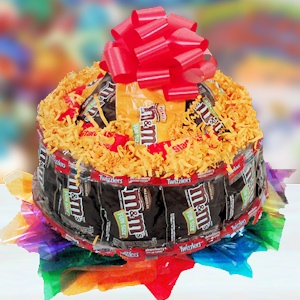 M&M Candy Cake imagerjs