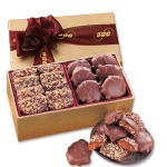 Turtles & Toffee Gold Gift Box