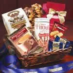 Simply Gourmet Corporate Gift Basket