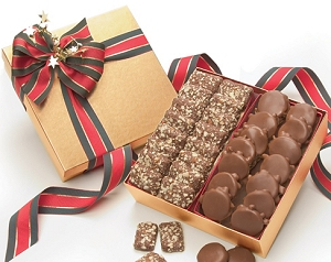 Express Toffee & Turtle Gift Box image