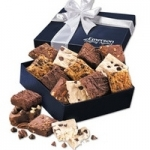 Corporate Logo Brownie Gift Box