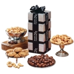 Sweet & Savory Crowd Pleaser Logo Tower