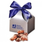 Silver Classic Treats Corporate Gift Box