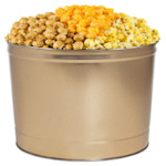 Golden Gourmet Popcorn Tin