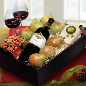 Premium Red Wine Gift imagerjs