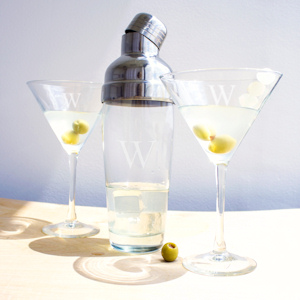 Personalized Martini Set imagerjs