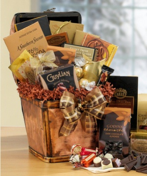 Chocolate Treasures Gift Chest imagerjs