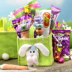 Bunny Fun Easter Gift Tote imagerjs