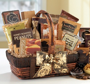 The Gourmet's Gift Basket imagerjs