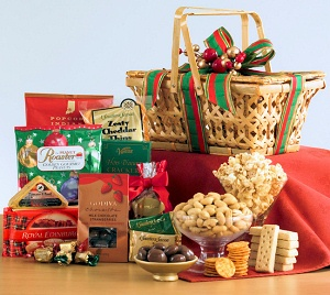 Merry Holiday Gift Hamper image