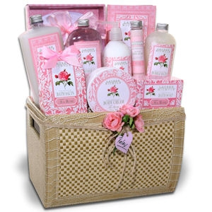Ultimate Day off Spa Gift Basket imagerjs