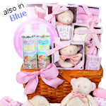Welcome to the World Gift Basket