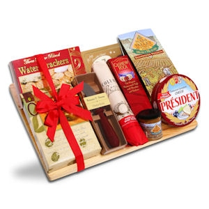 Ultimate Meat & Cheese Cutting Board Gift Set imagerjs