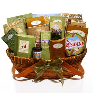 The Ultimate Gourmet Gift Basket imagerjs