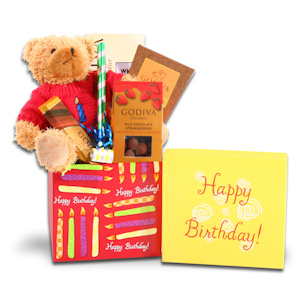 Godiva Chocolate Birthday Gift Box imagerjs