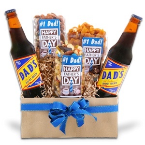 Nuts For Dad Gift Basket imagerjs